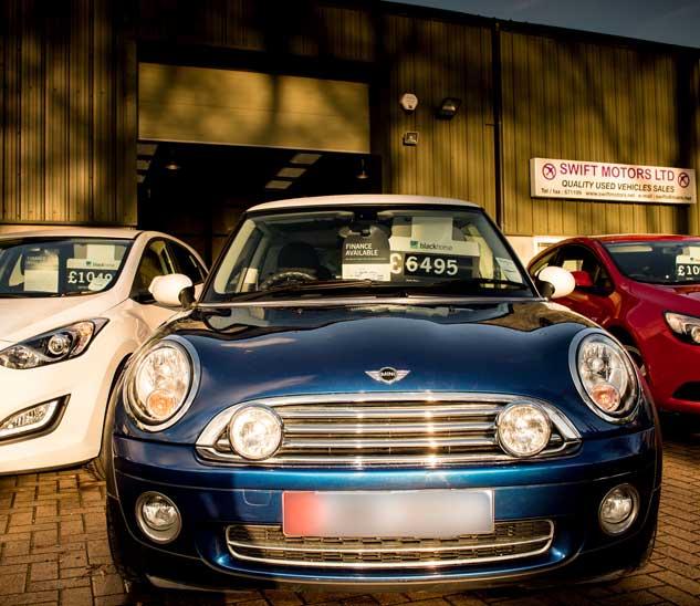 Used Car Dealers Iom
